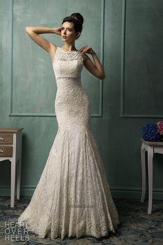 Amelia Sposa 2014 Wedding Dress Style Bianca