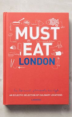 Must Eat #anthrofave