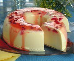 Ingrediente do mês: frutas em calda