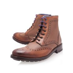 my Ted Baker 'Sealls' Brogue Ankle Boot