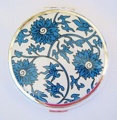 China Flower Convertible Stratton Compact