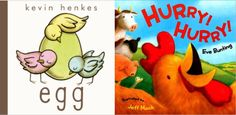 Posts about shaker eggs written by yogibrarian Eve Bunting, Kevin Henkes, Story Time, Eggs, Posts, Spring, Fictional Characters, Messages, Egg