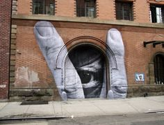 street art in New York City