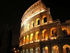 Coliseum, Rome, Italy....must see in your life!