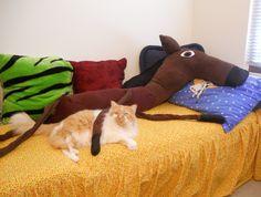 snuggle saturday! custom horse doll and birdie - adeeart.com