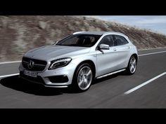 Mercedes-Benz TV: The GLA 45 AMG - Trailer