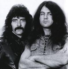 Tony Iommi & Ian Gillan