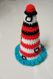 Crochet Toys For Boys libertycrochet: My Lighthouse free crochet pattern Crochet Gratis, Crochet Amigurumi Free Patterns, Crochet Dolls, Crocheted Toys, Crochet Cross, Crochet Home, Crochet For Boys, Cute Crochet, Crochet Geek