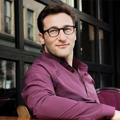 Creative Mornings talks - Simon Sinek talks about technology, millennials, and the importance of practicing empathy.