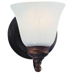 """Murray Feiss Bristol Collection 7"""" High Wall Sconce - #51211 