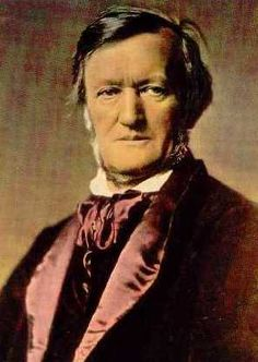 "Richard Wagner ~ German composer, conductor, theatre director and polemicist primarily known for his operas (or ""music dramas"", as they were later called). Wagner's compositions, particularly those of his later period, are notable for their complex texture, rich harmonies and orchestration, and the elaborate use of leitmotifs: musical themes associated with individual characters, places, ideas or plot elements."
