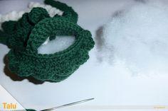 Qualle häkeln - Anleitung für Amigurumi Krake / Oktopus - Talu.de Crochet Necklace, Diabetes, November, Pullover, Amigurumi, Crochet Octopus, Tutorials, Octopus, Baby Knitting