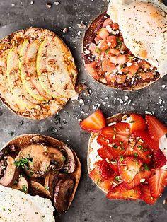 Healthy Toast Recipe