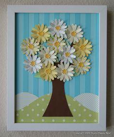 Happy Spring Tree