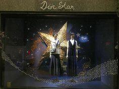 """GALERIES LAFAYETTE, Paris, France, """"Dior Star"""", photo by Leelawan S., pinned by Ton van der Veer"""