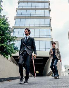 Manobra suave: radicalize o visual corporativo com estilo