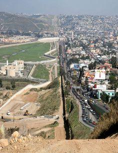 U.S.- Mexico Border