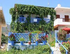 Despina beach front studios and apartments, Makrigialos, Crete.