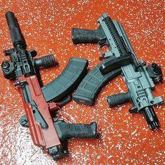 AKs in 7.62x39mm