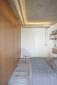 Galeria de Apartamento com partições / Casa100 Arquitetura - 26