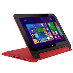 HP Pavilion Convertible Tablet Laptop