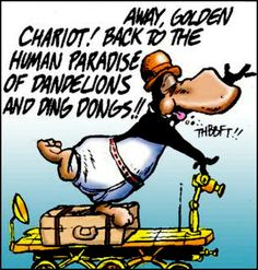 """Detail from """"OPUS"""", (the Bloom County spinoff by Berkeley Breathed: Penguin Cartoon, Cartoon Pics, Cartoon Characters, Bill The Cat, Berkeley Breathed, Happy Trails, Smiles And Laughs, American Comics, Book Authors"""