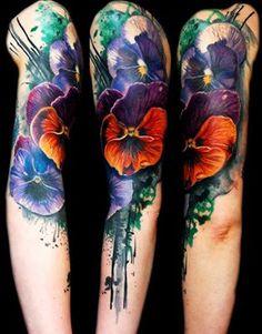 Maciej Enzo Sowa. Beautiful colour