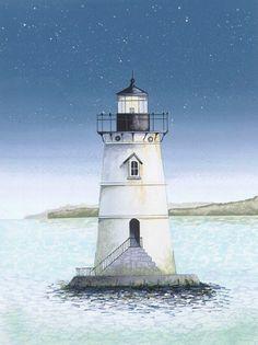 'Lighthouse IV' by Gary Walton
