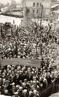 Victory Day or 9 May marks the capitulation of Nazi Germany to the Soviet Union in the Second World War.