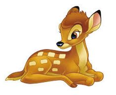 if you ask me about my favorite childhood Disney films, there are many, but one that really stands out to me is Bambi. Now with Bambi on Bluray. Disney Decals, Disney Clipart, Art Disney, Disney Kunst, Bambi Disney, Disney Pixar, Bambi 3, Bambi 1942, Disney Wiki