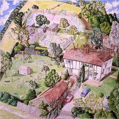 Hertfordshire The Hall | Francis Farmar