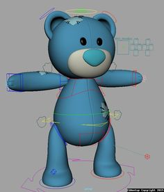 10 Best Free Rigs images in 2016 | Character rigging, Maya, Maya