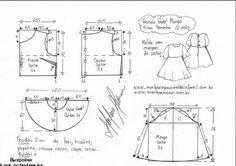 Выкройка миленького платья для девочки на возраст от года до 14 лет //pagead2.googlesyndication.com/pagead/js/adsbygoogle.js (adsbygoogle = window.adsbygoogle || []).push({}); //pagead2.googlesyndi…