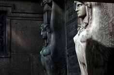 Montmartre Cemetery - Image by Peter Rivera Monuments, Paris Travel, Cemetery, Statue, Explore, City, Paris France, Traveling, Image