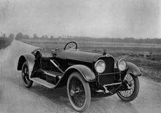 1916 Mercer Runabout.
