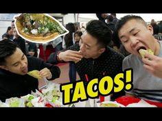 FUNG BROS FOOD: Tacos (Tacos El Gordo) - YouTube