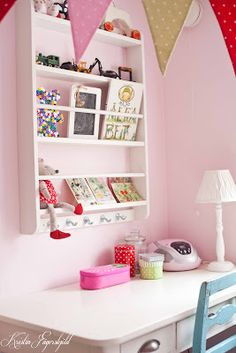 My daughter's room (she's 4)