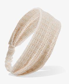 Crocheted Headwrap | FOREVER 21 - 1030186738