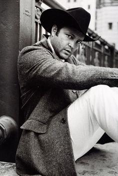 Hey city boy...love the hat. Vince Vaughn