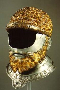 Filippo Negroli   Helmet made for   Emperor Charles V   Milan, 1533