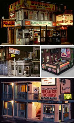 Honey I Shrunk The City! Alan Wolfson's Tiny Streets | WebUrbanist