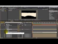 Tutorial: Create a Tearing Paper Animation with After Effects - YouTube