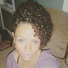 Natural curly cut  IG: @teamdeezel