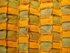 Inge Hueber, Colourscape 1, detail