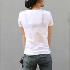 透けブラTシャツ