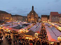 Europe River Cruise - Nuremberg Christmas Market