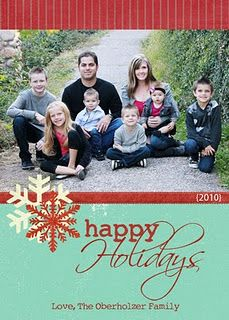 Free Christmas Photo Templates