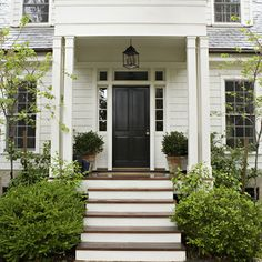 Colonial Home Landscape Design, Pictures, Remodel, Decor and Ideas - page 8