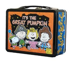 Amazon.com: Peanuts Halloween Lunchbox: Kitchen & Dining