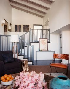 Brentwood living room by Joe Lucas and Parrish Chilcoat | Lonny Magazine